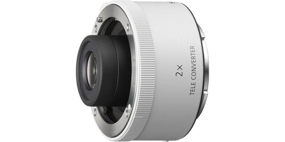 Sony 2x Teleconverter Lens Image
