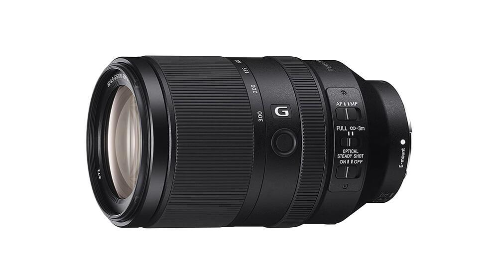 Sony 70–300mm f/4.5–5.6 G SSM Image