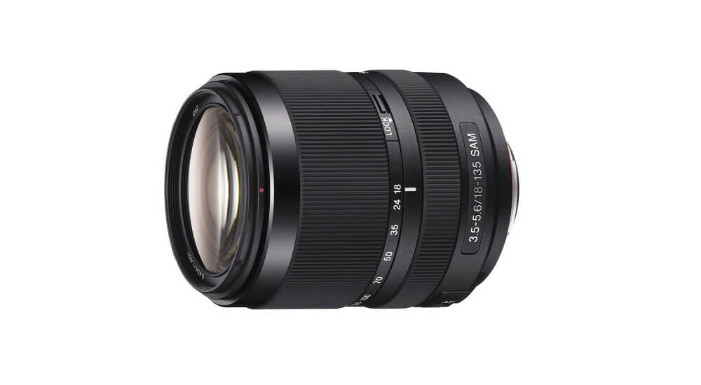 Sony DT 18-135mm f/3.5-5.6 SAM Image