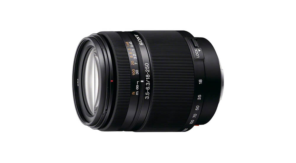 Sony DT 18-250mm f/3.5–6.3 Image