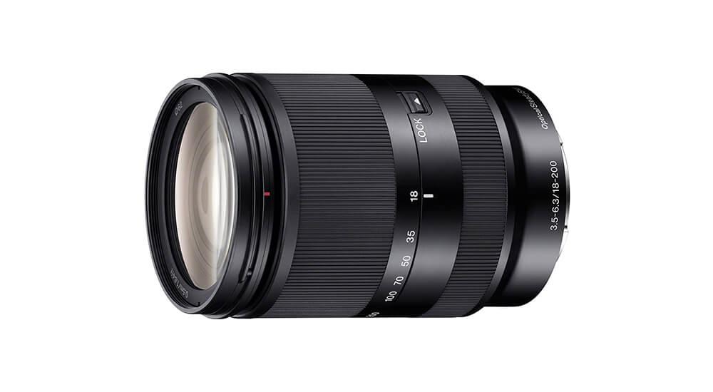Sony E 18-200mm f/3.5-6.3 OSS LE Image