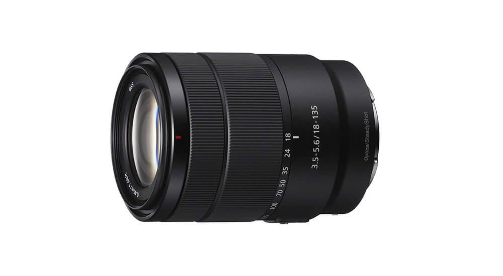 Sony E 18-135mm f/3.5-5.6 OSS Image