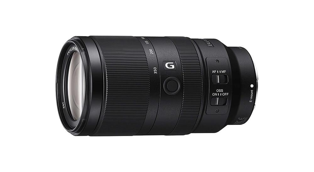 Sony E 70–350mm f/4.5–6.3 G OSS Image