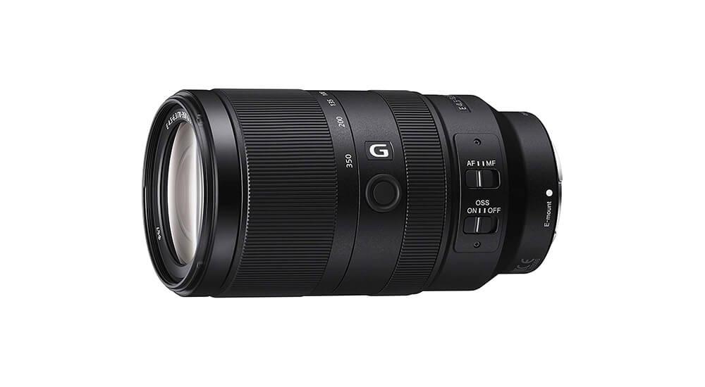 Sony E 70-350mm f/4.5-6.3 G OSS Image