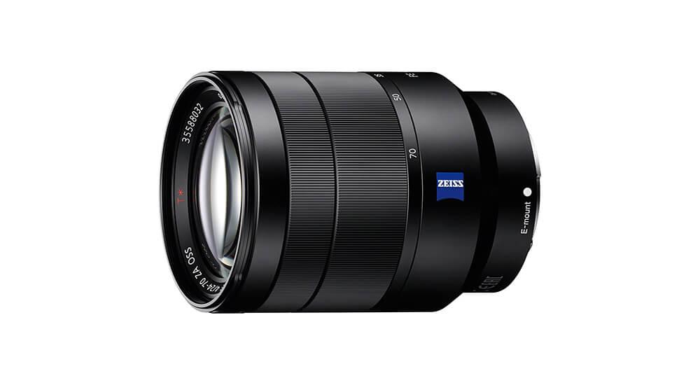 Sony Vario-Tessar T FE 24-70mm f/4 ZA OSS Image