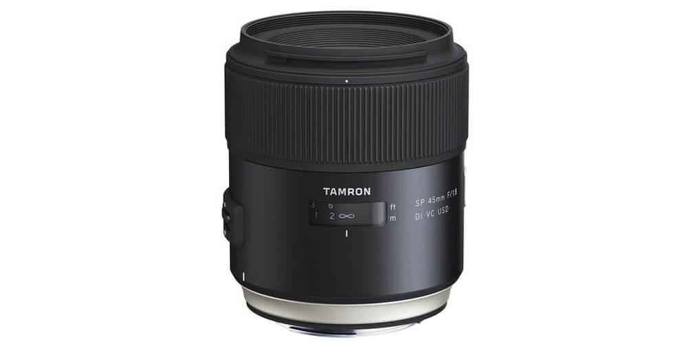 Tamron SP 45mm f/1.8 Di VC USD Image