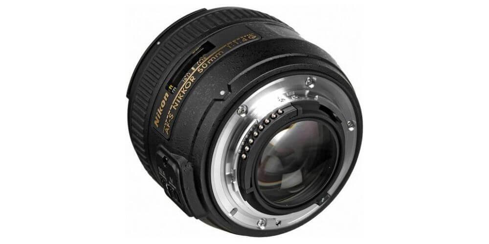 Nikon AF-S NIKKOR 50mm f/1.4G Image-1