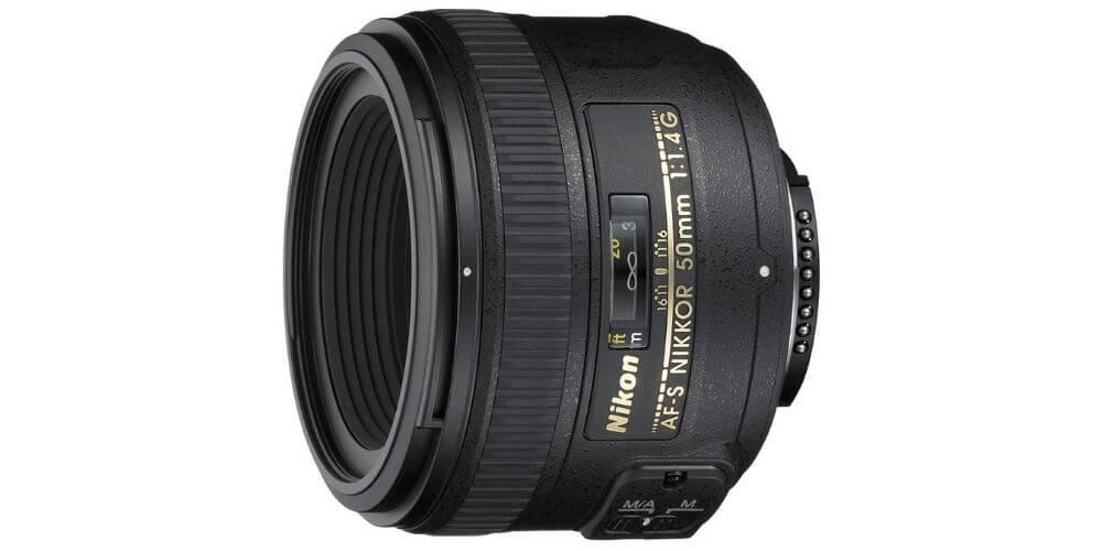 Nikon AF-S NIKKOR 50mm f/1.4G Image-2