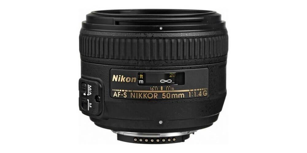 Nikon AF-S NIKKOR 50mm f/1.4G Image-3