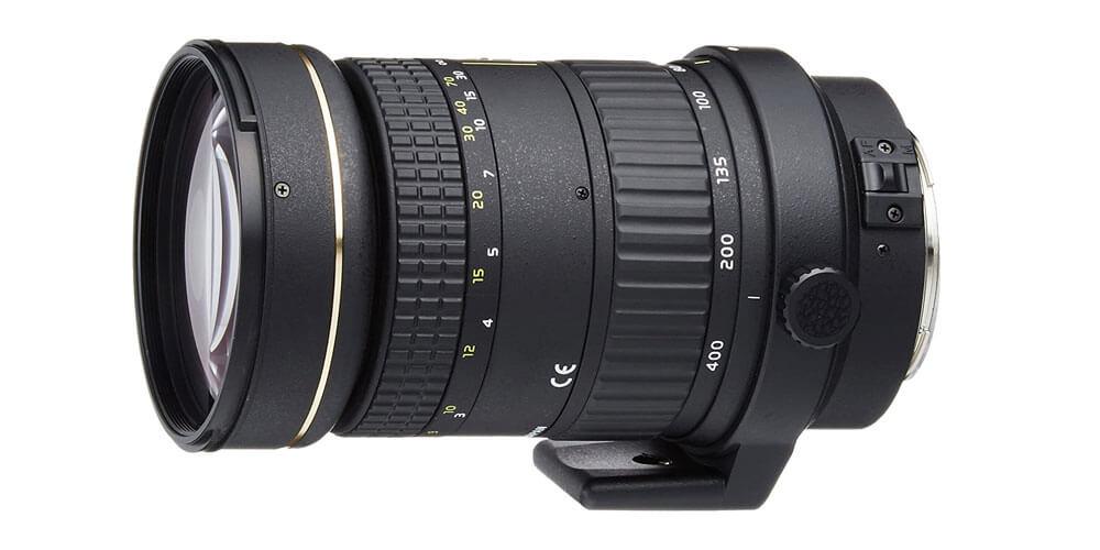 Tokina AT-X 80-400mm f/4.5-5.6 AF Image