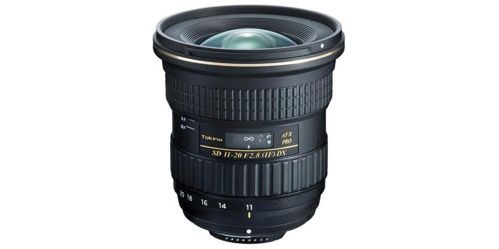 Tokina AT-X 11-20mm f/2.8 PRO DX Image