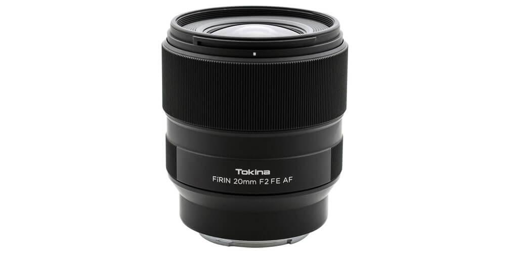 Tokina FiRIN 20mm f/2 FE AF Image