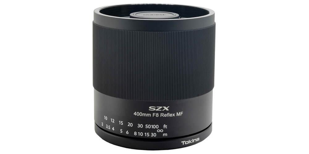 Tokina SZX SUPER TELE 400mm f/8 Reflex MF Image