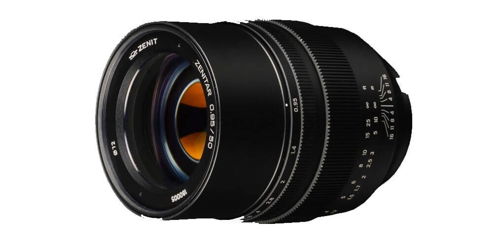 Zenit Zenitar 50mm f/0.95 Image-1