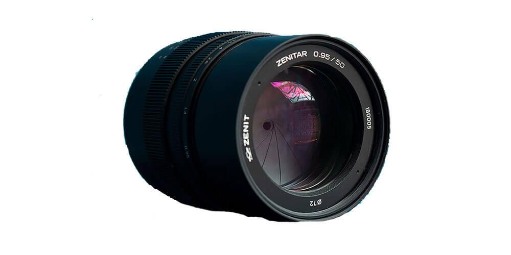 Zenit Zenitar 50mm f/0.95 Image-2