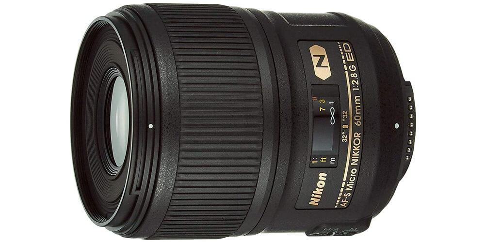 Nikon AF-S Micro-NIKKOR 60mm f/2.8G ED Image