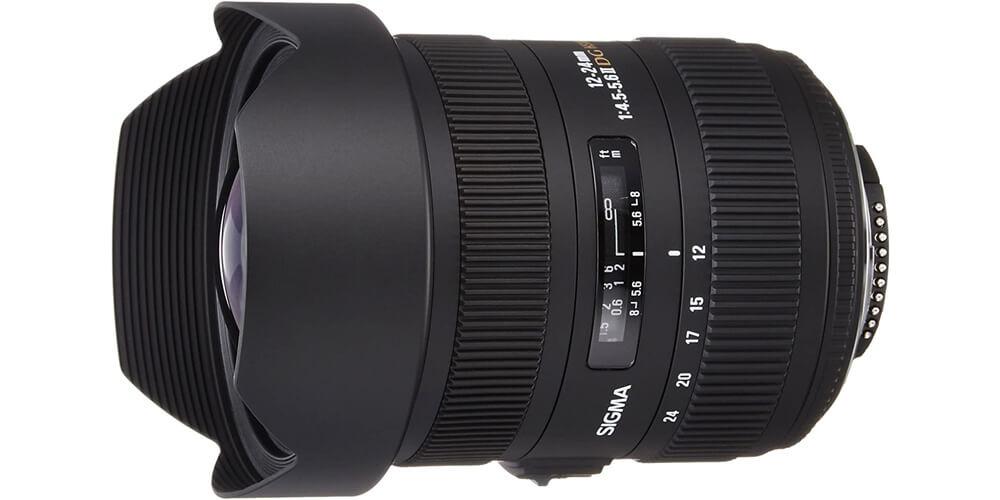Sigma 12-24mm f/4.5-5.6 DG HSM II Image