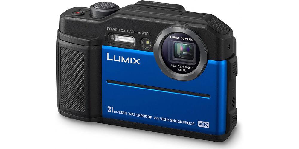 Panasonic LUMIX DC-TS7 Image-1