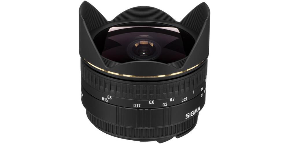Sigma 15mm f/2.8 EX DG Diagonal Fisheye Image 2