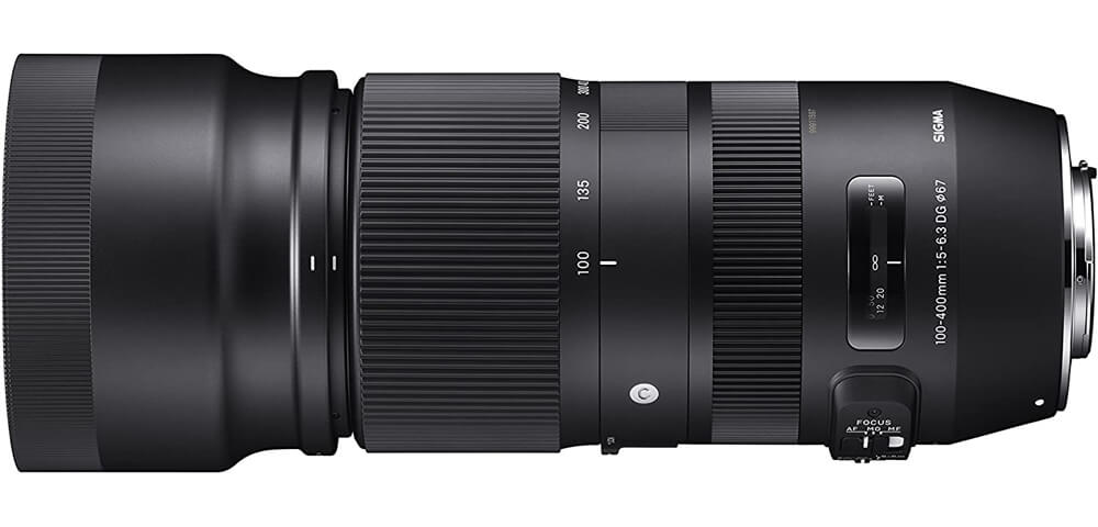 Sigma 100-400mm f/5-6.3 DG OS HSM Contemporary Image 3