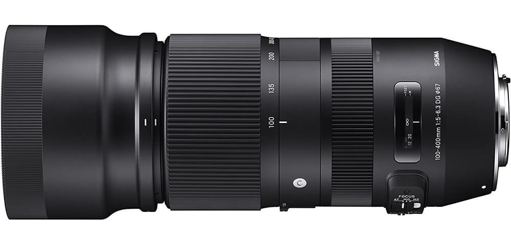 Sigma 100-400mm f/5-6.3 DG HSM OS Contemporary Image 3