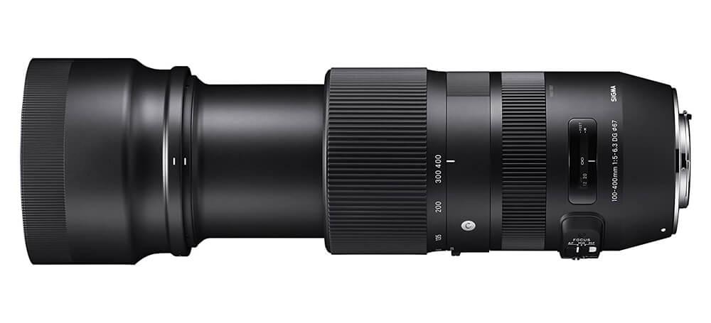 Sigma 100-400mm f/5-6.3 DG HSM OS Contemporary Image 2