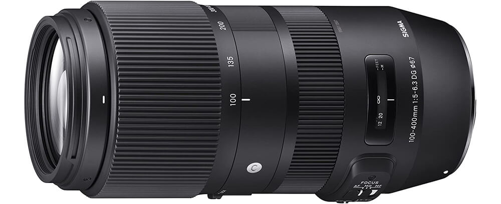 Sigma 100-400mm f/5-6.3 DG HSM OS Contemporary Image 1