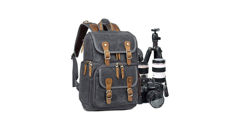 Abonnyc Camera Backpack Image