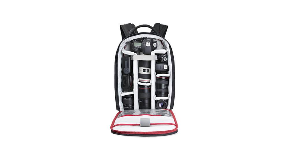 Beschoi DSLR Camera Backpack Image