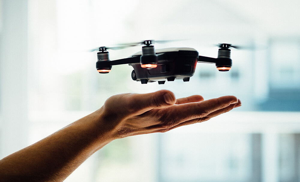 Altair Aerial Racing Drones Image