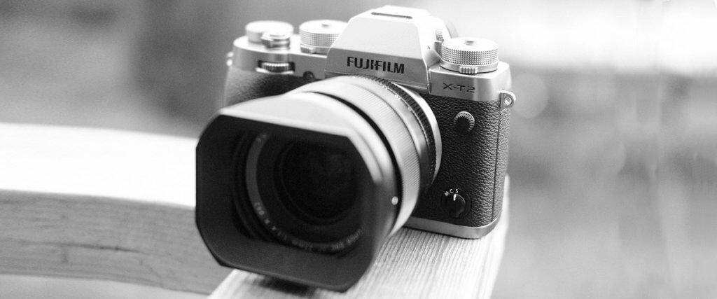 Fujifilm Mirrorless Cameras Image