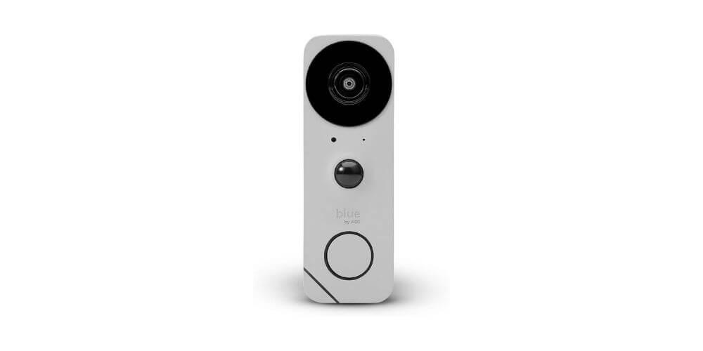 Blue Doorbell Camera by ADT Image