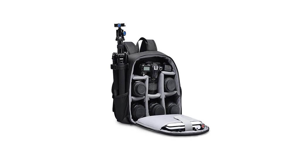 CADeN DSLR Camera Backpack Image