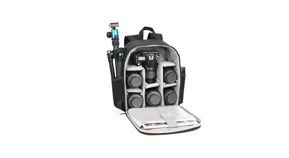 CADeN Camera Backpack Bag Image