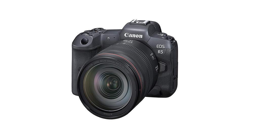 Canon EOS R5 Image