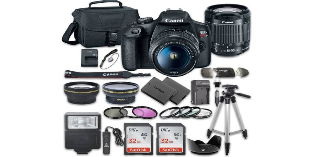 Canon EOS Rebel T7 Image