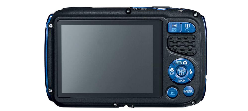 Canon PowerShot D30 Image 1