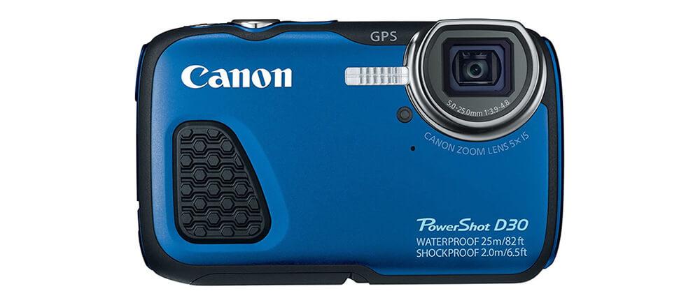 Canon PowerShot D30 Image