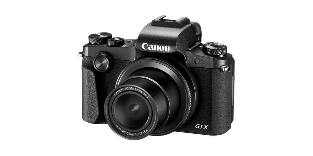 Canon PowerShot G1X Mark III Image