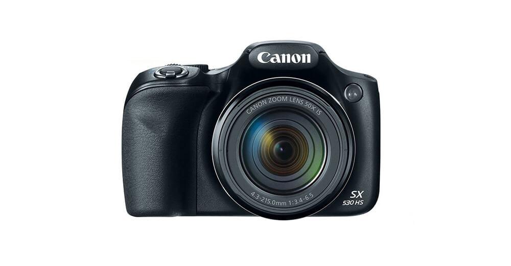 Canon SX530 HS Image