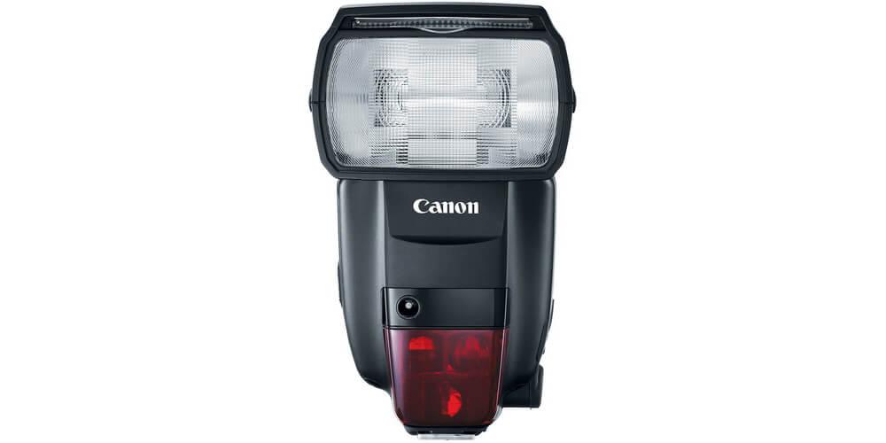 Canon Speedlite 600EX-RT Image 1
