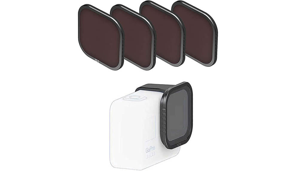 Fstop Labs 4-Pack Lens Filters Image