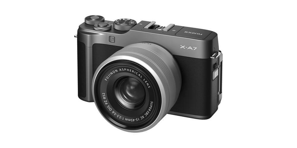 Fujifulm X-A7 Image