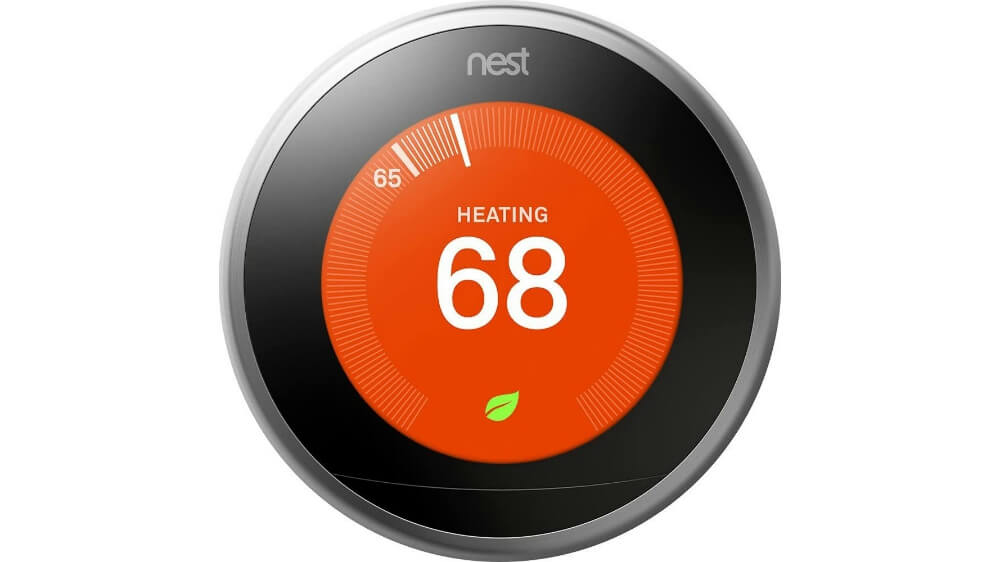 Google Nest Learning Thermostat Image