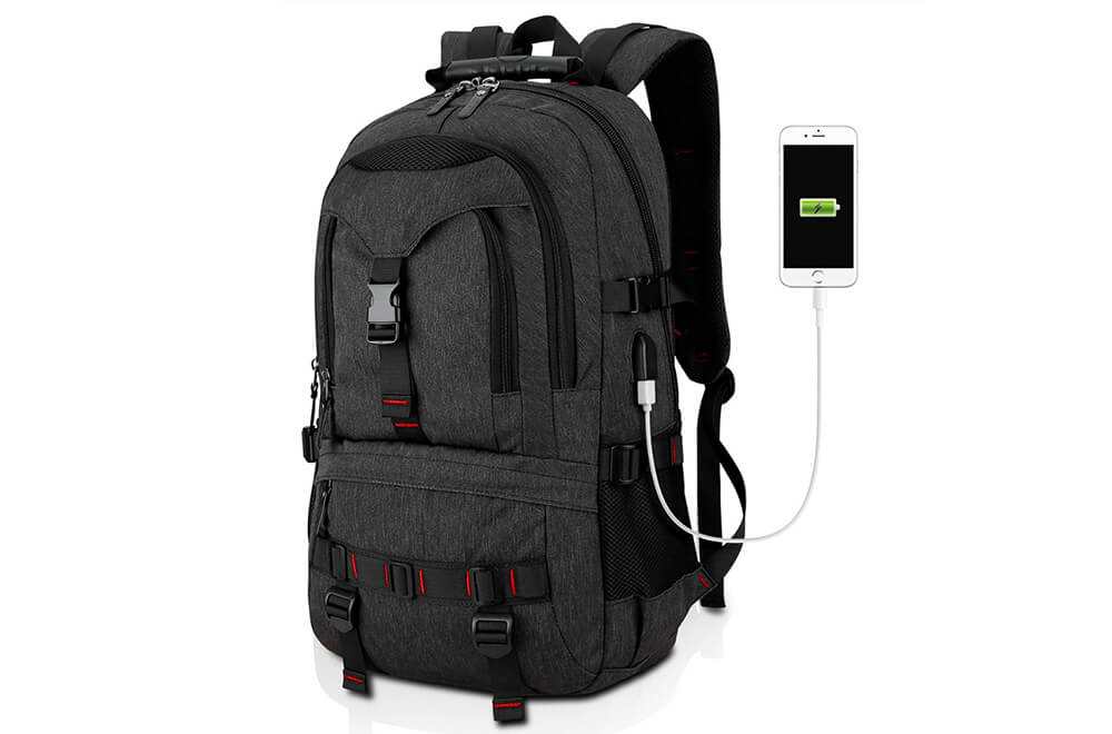 Tocode Harold Travel Backpack Image
