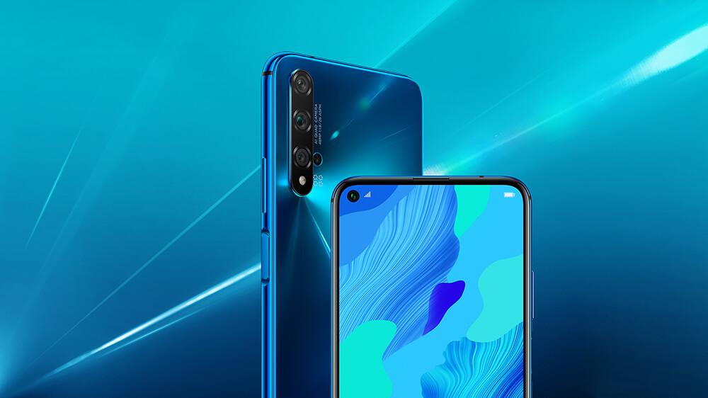 Huawei nova 5T Image 3
