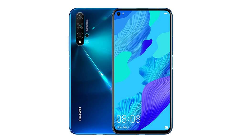 Huawei nova 5T Image