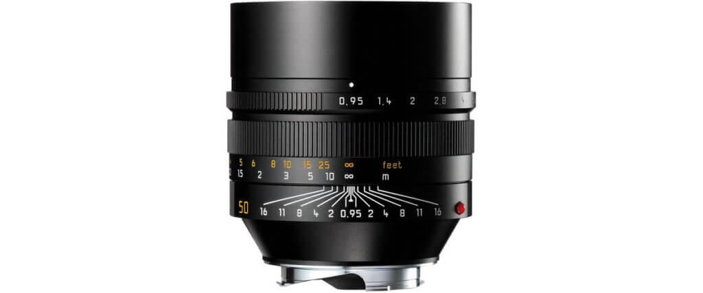Leica Noctilux-M 50mm f/0.95 ASPH Image