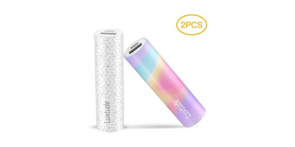 Luxtude myColors Portable Charger Image