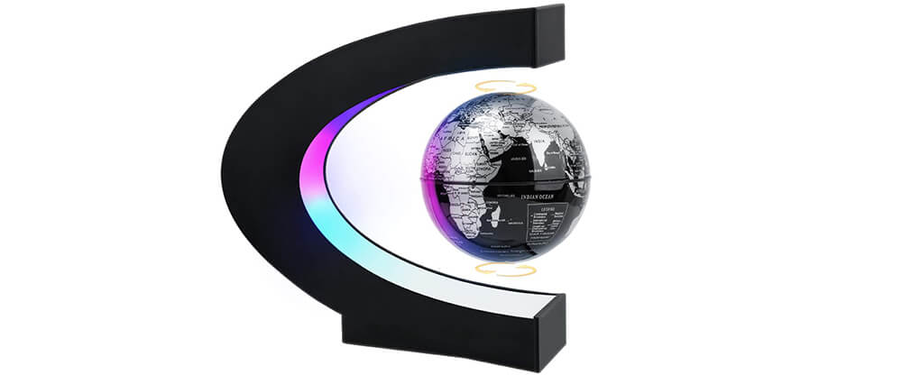 MOKOQI Magnetic Levitation Floating Globe Image